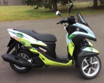 lettrage scooter tricity fedemot2